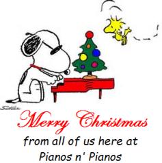 Snoopy-piano