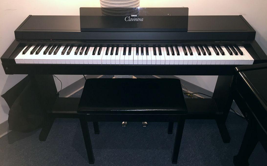3581 Yamaha Clp 50 Rswd Piano Pathways Of Colorado Formerly
