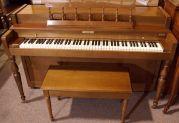 """Baldwin Acrosonic 36"""" Maple Spinet"""